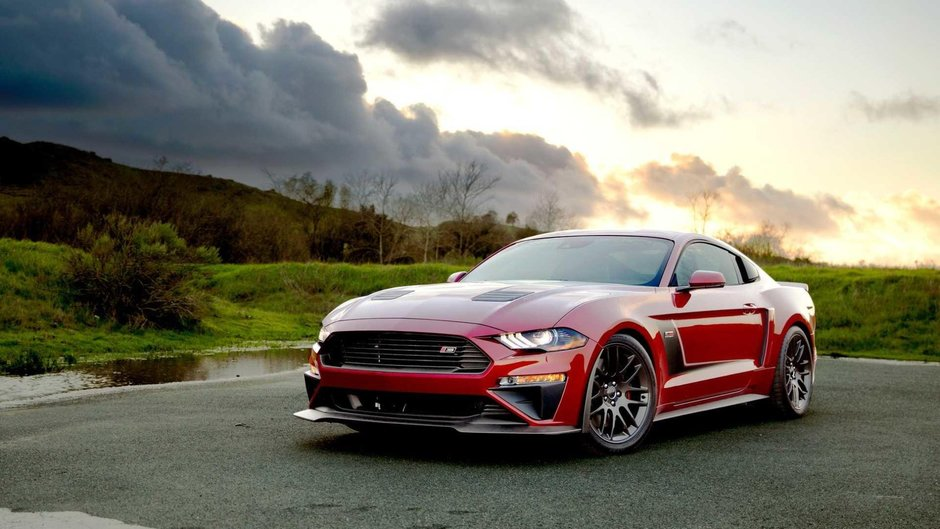 Roush Mustang 2019 Stage 3