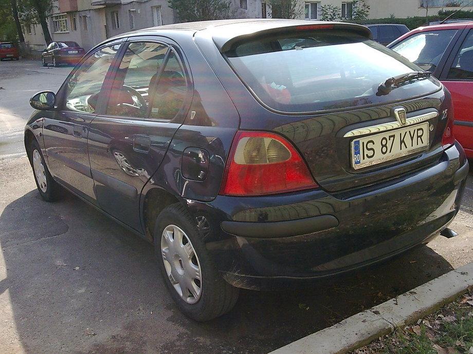 Rover 25 Kyrov