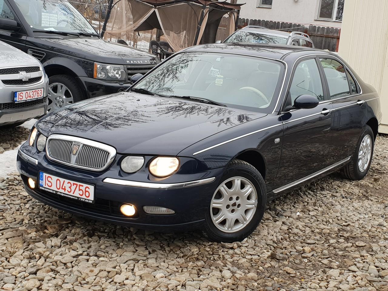 Rover 75 2.0 cdt 2002