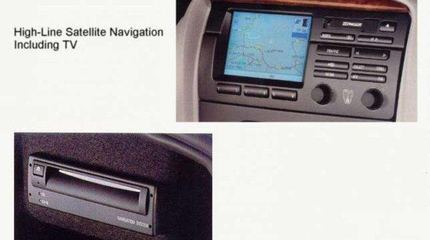 Rover 75 cd navigatie harti gps Rover 75