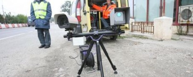 Rovinieta electronica face victime: 1 milion de soferi au primit amenda
