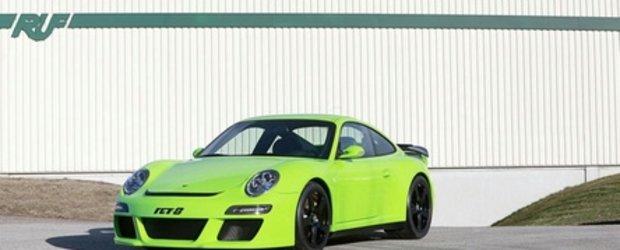 Ruf RGT-8 - Un V8 intr-un Porsche 911!