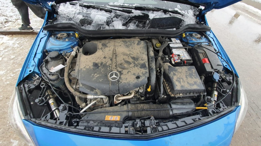 Rulment cu butuc roata fata Mercedes A-Class W176 2013 AMG om651.901 1.8 cdi