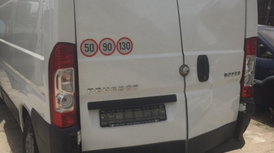 Rulment cu butuc roata fata Peugeot Boxer 2012 AUTOUTILITARA 2.2 HDI