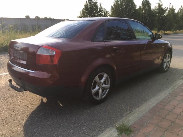 Rulment cu butuc roata spate Audi A4 B6 2003 BERLINA 2.5 TDI