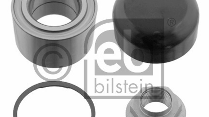 Rulment roata spate Opel Movano X70, Renault Master 2, Nissan Interstar, 45.3x48x80, Original Renault 7701205417 Kft Auto