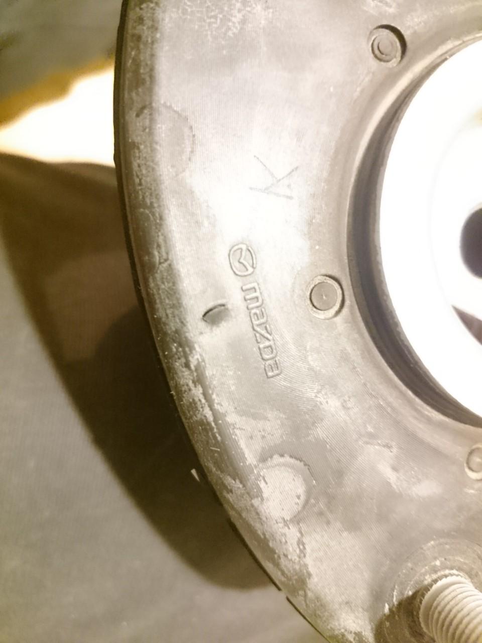 Rulment sarcina Flansa amortizor Mazda CX-5 (2012-2017) Mazda 3 (2013-2018) Mazda 6 (2013-2017)