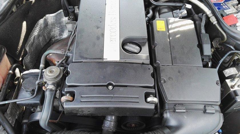 Rulou polita portbagaj Mercedes C-CLASS W203 2003 berlina 1800