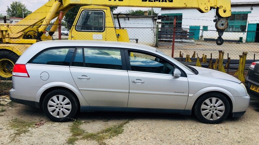 Rulou polita portbagaj Opel Vectra C 2004 KOMBI / CARAVAN 2.2 DTI