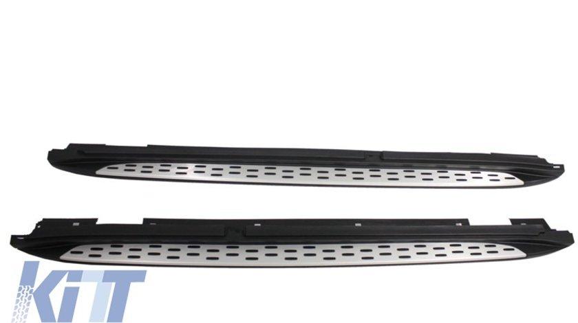 Running Boards Side Steps Mercedes Benz X156 GLA (2014-up)