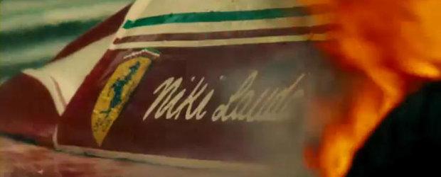 Rush 2013 - Filmul care prezinta impresionanta poveste a pilotului Niki Lauda