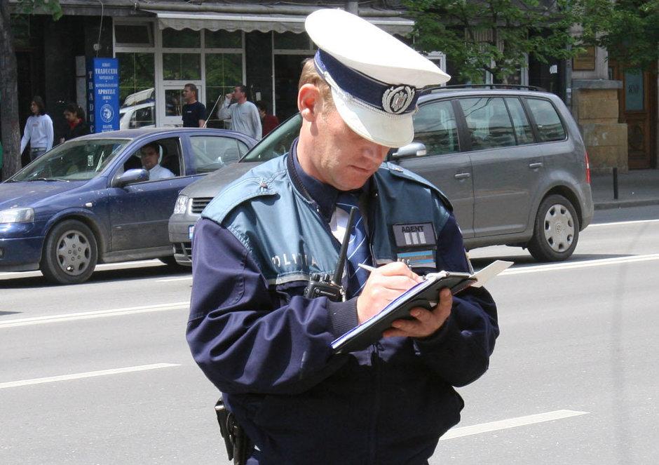Rusine Politiei Rutiere din Bucuresti: 40 de permise suspendate in 2 ore. Luate pe nedrept!