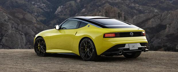 S-a aflat cati cai va avea noul Nissan 400Z. Fanii Toyotei Supra vor plange la auzul acestei vesti