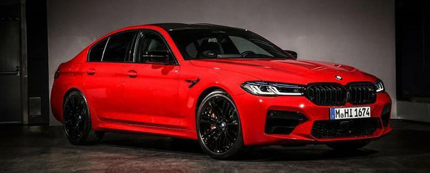 S-a aflat, in sfarsit, cum va arata noul M5 Facelift. Sefii de la BMW nu sunt insa deloc incantati cu asta