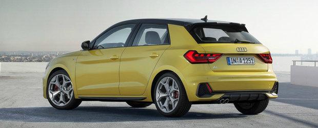 S-a dat startul vanzarilor: Uite cat costa cea mai ieftina masina de la Audi!