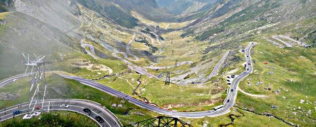 S-a deschis Transfagarasanul! Cel mai impresionant drum din Romania isi asteapta vizitatorii
