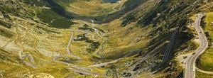 S-a deschis Transfagarasanul! Imagini spectaculoase de pe cel mai tare drum montan din lume