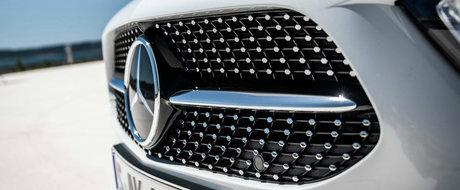 S-a ieftinit cu aproape 4.000 de euro si a devenit cea mai ieftina masina de la Mercedes