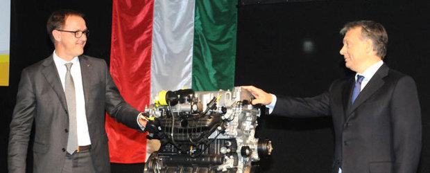 S-a inaugurat o noua uzina Opel in Ungaria