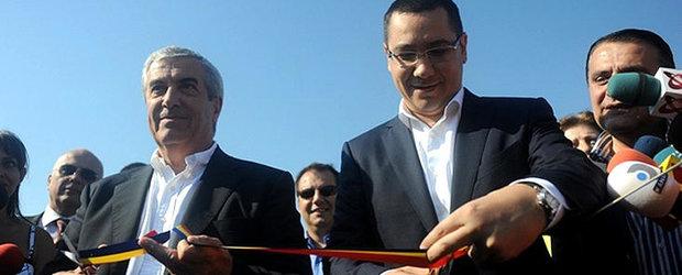 S-a inaugurat portiunea de drum care asigura legatura dintre DN 73 si Uzina Dacia Mioveni