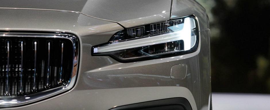 S-a lansat si pe piata din Romania! Noua masina de lux concureaza cu Audi A4, BMW Seria 3 si Mercedes C-Class
