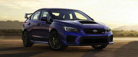 S-a mai incheiat o era. Subaru opreste dupa 17 ani productia acestui model indragit de toata lumea