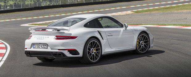 S-a produs inevitabilul. Porsche confirma un 911 plug-in hybrid cu autonomie electrica de 70 km