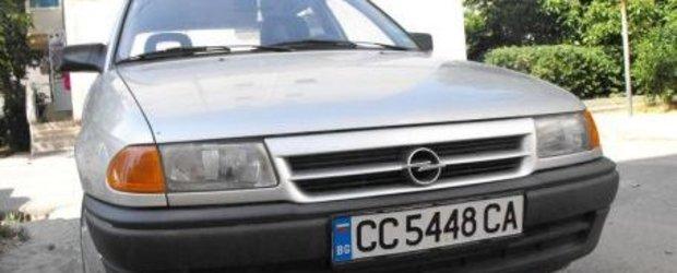 S-a terminat cu inmatricularea masinilor pe Bulgaria!