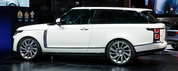 S-a zis cu el! Land Rover a anuntat ca extravagantul SV Coupe nu mai intra in productia de serie