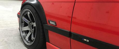 S-ar putea dovedi un adevarat chilipir. Pentru cat se vinde acum acest BMW M3 din 1995