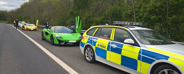 S-au crezut in Need for Speed dar Politia le-a confiscat masinile pentru curse ilegale