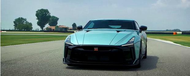 S-au dat pe circuit cu noul GT-R de 1 milion de euro bucata si au filmat toata aventura. VIDEO
