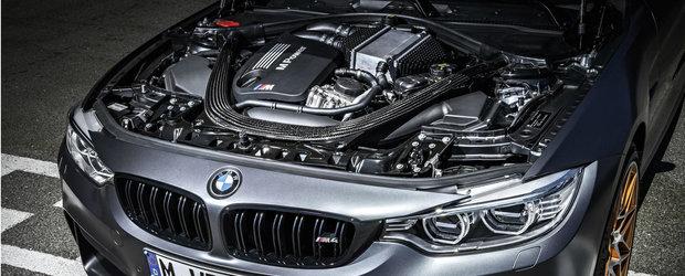 S-au incumetat sa modifice primul BMW dotat cu un sistem de injectie cu apa. Uite ce le-a iesit!