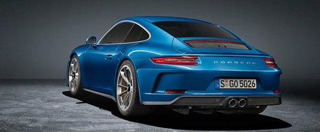 S-au straduit atata timp sa-l tina ascuns. Primele imagini cu 911 GT3 Touring au fost scapate pe internet