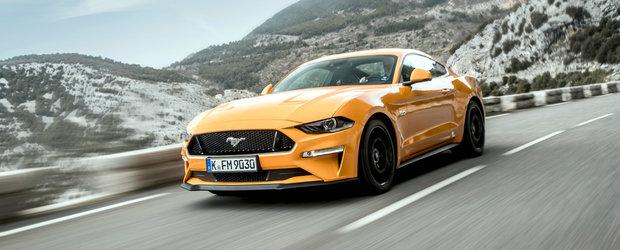 S-au umplut soselele din Romania de Mustang-uri. Data viitoare cand vezi unul, sa stii ca FACELIFT-ul pleaca de la 38.800 de euro