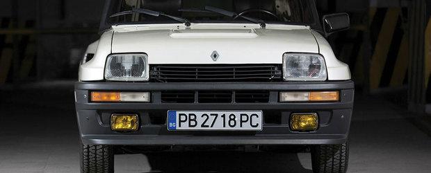 Sâc! Acest Renault inscris pe Bulgaria se va vinde luna viitoare cu o avere