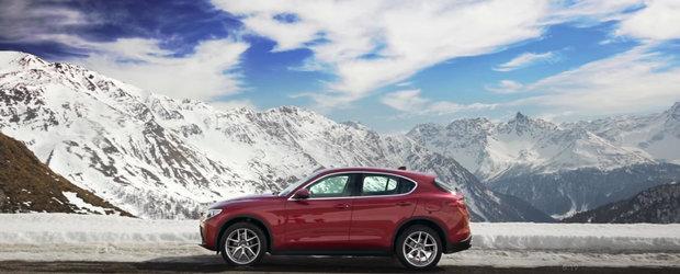 Sa aflam raspunsul la intrebarea: cat de bun este noul Alfa Romeo Stelvio?