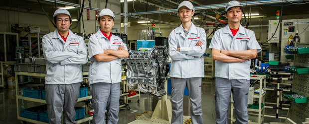 Sa fie acesta sfarsitul motoarelor diesel? Uite cum reinventeaza cei de la Nissan motorul pe benzina