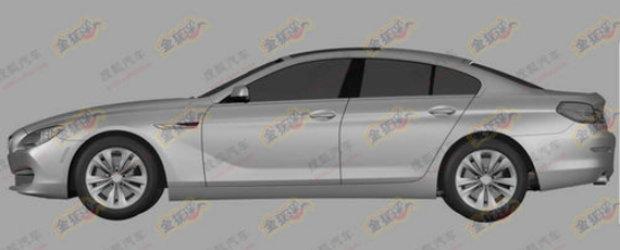 Sa fie acesta viitorul BMW Seria 6 Gran Coupe?