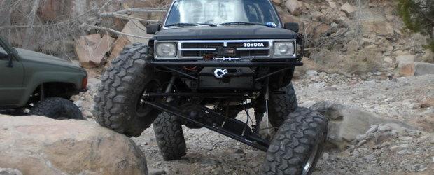 Sa fie asta un Jeep sau un Transformer?
