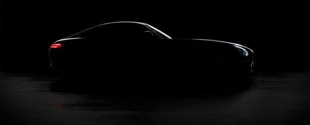 Sa inceapa nebunia: Mercedes publica primul video destinat noului AMG GT
