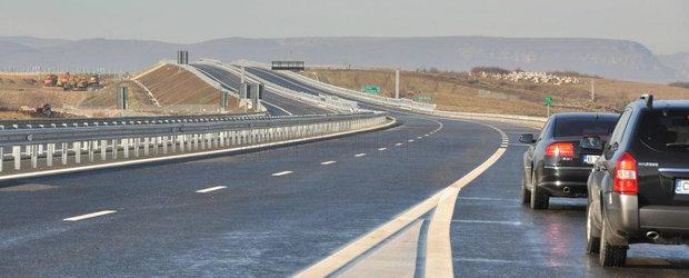 Sa mai zici ca n-are Romania autostrazi. Autoritatile mai dau in folosinta 21 de km pana la sfarsitul anului