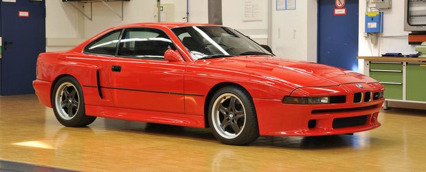 Sa ne reamintim de BMW M8, masina a carei productie a fost anulata in ultima clipa
