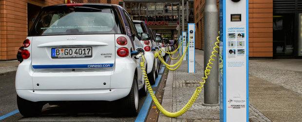 Sa tot cumperi masini electrice: primesti 10.000 de Euro bonus de la Stat