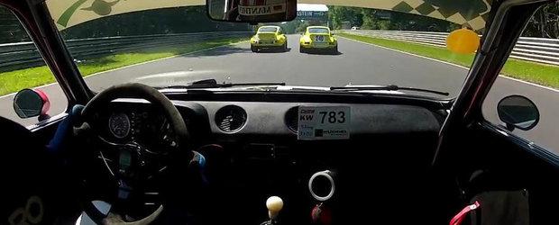 Sa urmaresti un Escort RS1600 in actiune la Nurburgring este pura placere