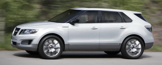 Saab 9-4X BioPower - masinile de teren debuteaza in ecologie