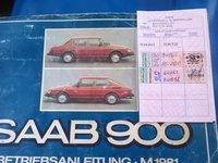 Saab 900 2000 BENZINA 1981