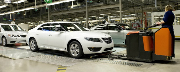 Saab obtine protectie in fata creditorilor, dar face disponibilizari