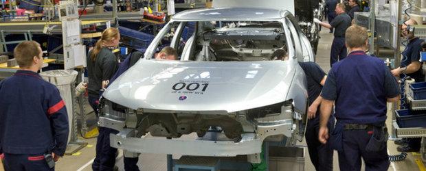Saab solicita inceperea procedurii de faliment