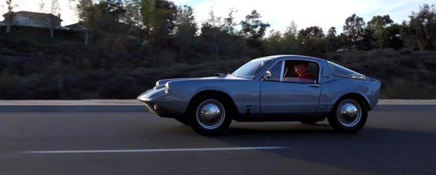 Saab Sonett, o masina cu motor in doi timpi deloc cunoscuta